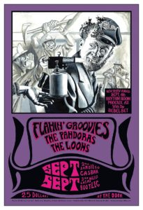 The Flamin' Groovies Labor Day Wkend 2016